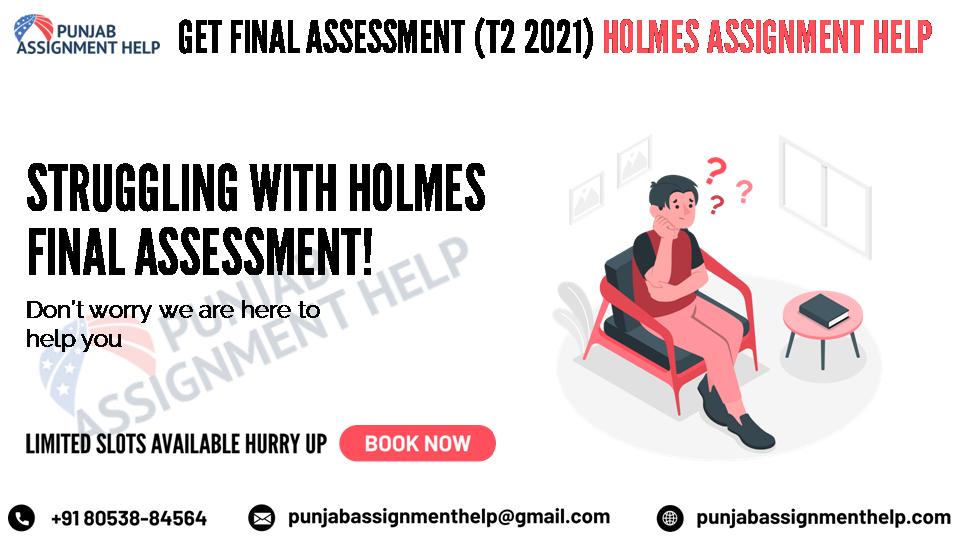 holmes final assessment